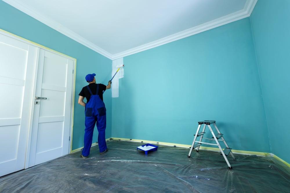 maintenance painting