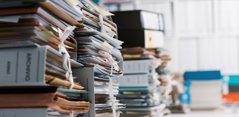 binders that could be digitized in CMMS