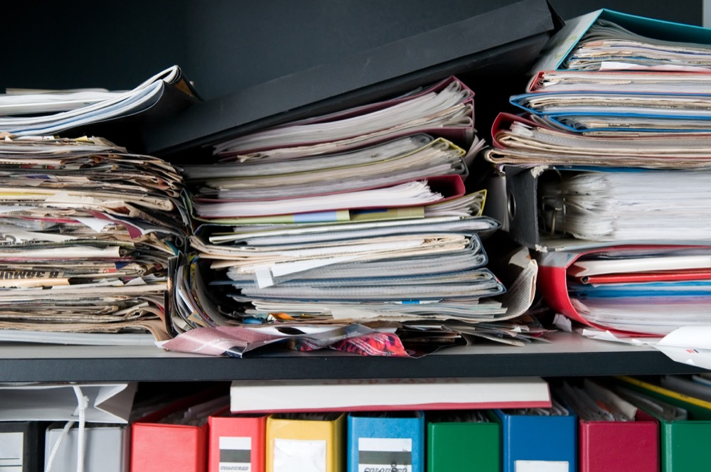 Reduce Maintenance Paperwork